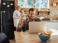 Teleworking as a provider of happiness